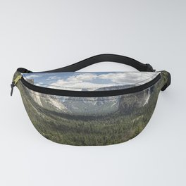 Tunnel View - Yosemite National Park Fanny Pack