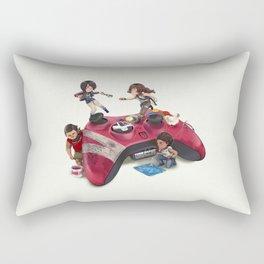 Adventurer Hardware Rectangular Pillow