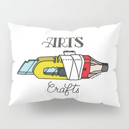 Arts and Crafts Pillow Sham