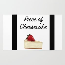 Piece of Cheesecake Rug