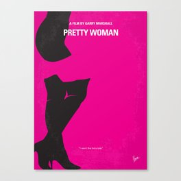 No307 My Pretty Woman mmp Canvas Print