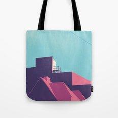 ROOFTOP Tote Bag