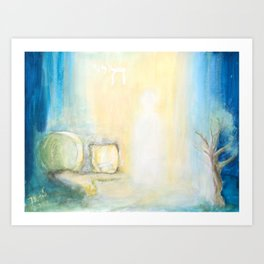 Auferstehung - Joy Of The Resurrection Art Print
