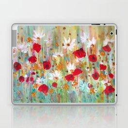 A summer meadow Laptop & iPad Skin