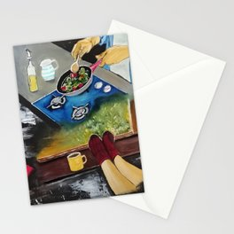 Too busy is a myth Stationery Cards