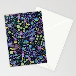 Thistle Garden - Dark Stationery Cards