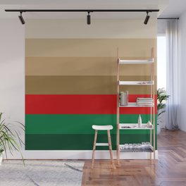 Coffee Irish Flavored Liqueur with Cream - Abstract Wall Mural
