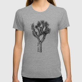 Joshua Tree Burns Canyon by CREYES T-shirt