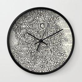 The Dot Portal Wall Clock