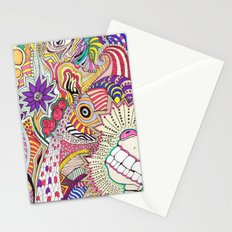 It's What's On The Inside That Counts. Stationery Cards
