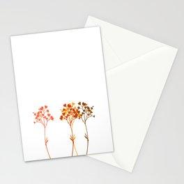 Sensation d'automne Stationery Cards