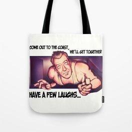 Die Hard - John McClane Tote Bag