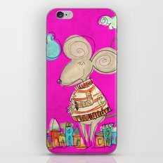 Urban Mouse iPhone & iPod Skin