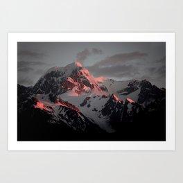 Sunset Masterpiece Art Print