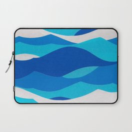 Waves Laptop Sleeve