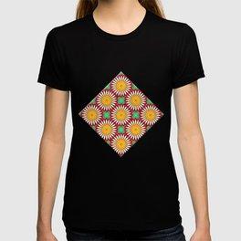 Porcelain Daisies T-shirt