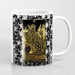 Floral Tarot Print - The Empress Coffee Mug