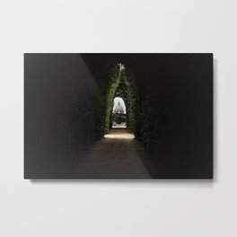 Key Hole, Rome Metal Print