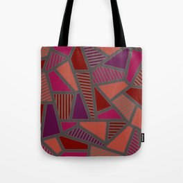 TRIANGLE TRIBES Tote Bag