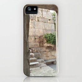 Athens/ history /heritage iPhone Case