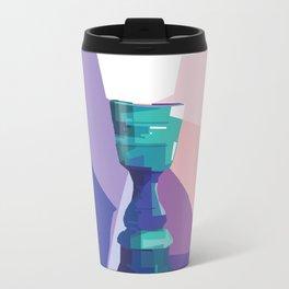 Pottery Man  Travel Mug