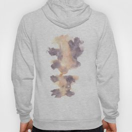 Soft Texture Watercolor | [Grief] Release Hoody