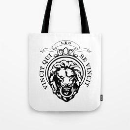 The Lion Conqueror  Tote Bag