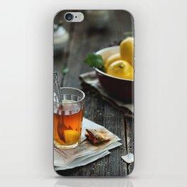 Rustic Food. iPhone Skin