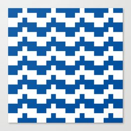 UW Tessellation 4 Canvas Print