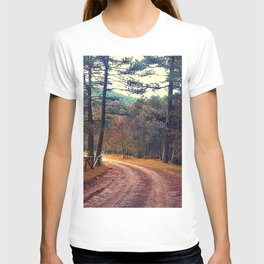 in the wood T-shirt