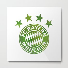 Football Club 05 Metal Print