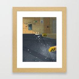Plymouth 09 Framed Art Print