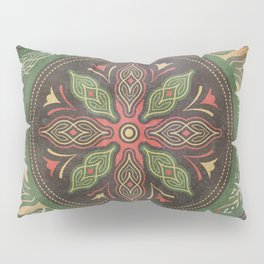 Floret_Flourish_SA_01a Pillow Sham