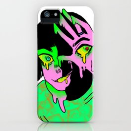 i see you! iPhone Case