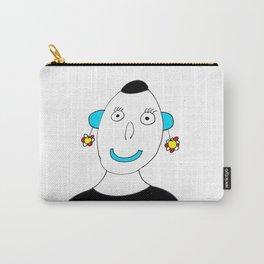 Daisy as a clown Carry-All Pouch