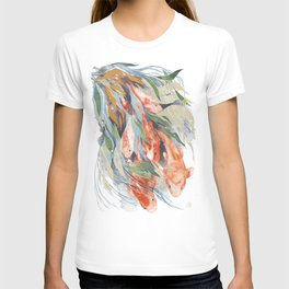 in the waterweeds T-shirt