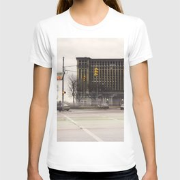 Michigan Grand Central Station T-shirt