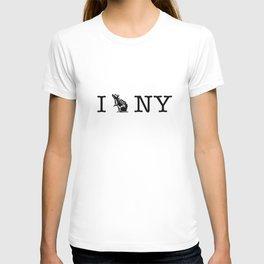 I RAT NYC T-shirt