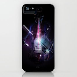 Synæsthesia iPhone Case