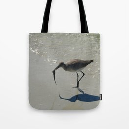 Lunch  At The Beach Tote Bag