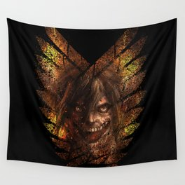 The Survey Titan Wall Tapestry
