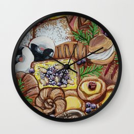 Sweetish Wall Clock