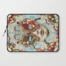 Floral Opulence Laptop Sleeve