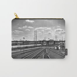 Rail Roads Carry-All Pouch