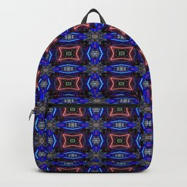 Velvety Grandeur Pattern 2 Backpack