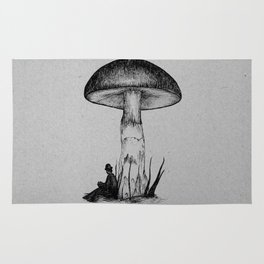 Under the Toadstool Rug