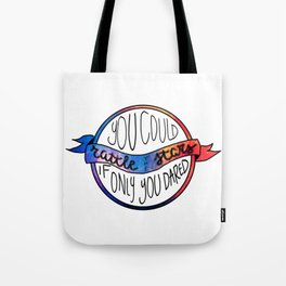 rattle the stars (tog) Tote Bag