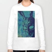 donnie darko Long Sleeve T-shirts featuring Donnie Darko by Giuseppe Cristiano