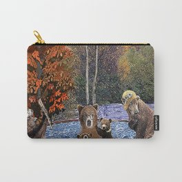 Hot Tub Party Carry-All Pouch