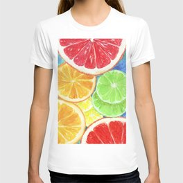 Juicy citrus T-shirt